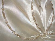 Ασημένια στέφανα γάμου με swarovski. Swarovski, Gold Necklace, Wedding Ideas, Jewelry, Fashion, Rhinestones, Moda, Jewels, Fashion Styles