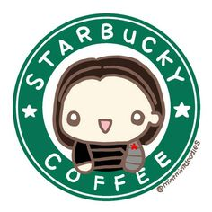 Coffee time (version 1) Coffee-themed doodle as a thank you for buying my (decaf) coffee via ko-fi.com ❤️ Thank you ❤️   #buckybarnes #wintersoldier #sebastianstan #mintmintdoodles