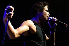 Chris Cornell - gorgeous arm!