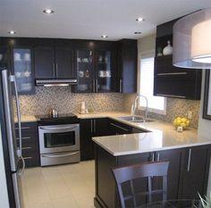Small Kitchen Design Modern Designs Ideas Shelterness