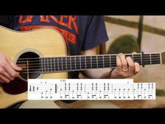 I'll Fly Away Carter Style- Guitar Lesson - YouTube