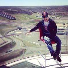 Dani Pedrosa - Austin Testing 2013