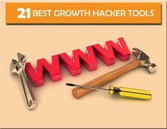 21 Best #GrowthHacker Sites Videos eBooks Tools for #GrowthHacking #Marketing
