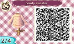 Cute QR Codes — thatdirtyallogay: im getting back into acnl and i...