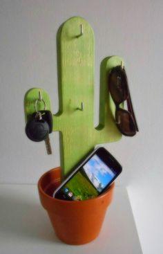 Cactus svuotatasche
