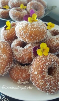 Ring Doughnuts recipe by Naeema Mia posted on 23 Nov 2019 . Recipe has a rating of by 1 members and the recipe belongs in the Cakes recipes category Baking Recipes, Cake Recipes, Snack Recipes, Dessert Recipes, Desserts, Ring Doughnut Recipe, Easy Pizza Dough, Baked Corn, Halal Recipes