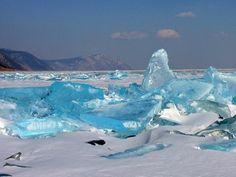 ロシアのバイカル湖が完全にファイナルファンタジーの世界wwwwwwwwwww|HighGamers