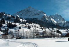 Mountain Hopping at Hotel SPITZHORN, Saanen-Gstaad, Switzerland