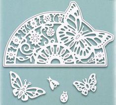 www.123stitch.com Papercraft_Butterflies.html