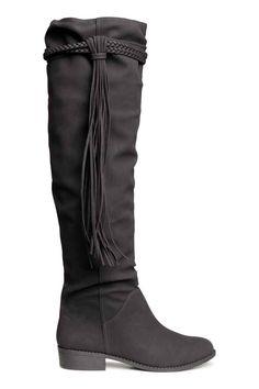 Bottes de hauteur genou | H&M