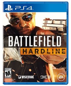 Battlefield Hardline (Sony PlayStation 4, 2014)