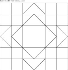 Sew a Batch of Aunt Sukey's Choice Quilt Blocks | Aunt, Patterns ... : blank quilt squares - Adamdwight.com
