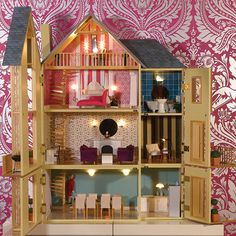 The Dolls House Emporium Lake View Kit