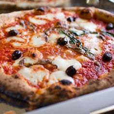 Rossopomodoro Pizza from Eataly New York