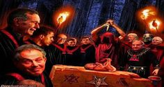 Angelina Jolie exposed and admits to the Satanic rituals she performed to enter the Order of the Illuminati (Satanic cult) in newly surfaced secret footage w. Illuminati Exposed, Bohemian Grove, Satanic Rituals, Thule Society, Billy Joel, Truth Hurts, New World Order, Respect, Vampires
