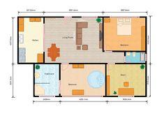 Garden Floor Plan      Garden Floor