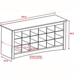 Sonoma Espresso (Brown) Storage Bench | Shoe Storage, Sonoma Shoes And Home  Depot