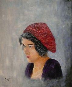 Pintura acrílica sobre lienzo medida 60x50