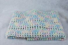 Free Baby Blanket Crochet Pattern by denise.su