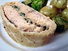 Gordon Ramsay: Cookalong Live - Articles - Salmon en Croute with Herbed New Potatoes and Broccoli Recipe - Channel 4