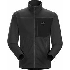 Arc'teryx Men's Fortrez Jacket -- Carbon Copy