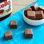 Nutella fudge...foodvee