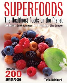 """Superfoods"" cuts through the marketing hype and contradictory reporting in the mainstream media to expose the truth. Registered dietician Tonia Reinhard gives expert advice on the very best high-powered, super-healthy foods and how to get the most out of them. Read an excerpt from this book on four super herbs and spices."