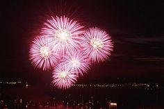 40 Colorful Firework Festivals Around The World -