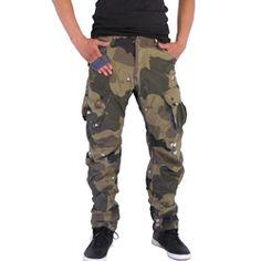 G-Star Halo Rovic Arc 3D Loose Tapered Pants @ NewYorkSpeed.com