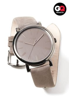 Timex® 'Easy Reader' Leather Strap Watch #Nordstrom #GQSelects #Men
