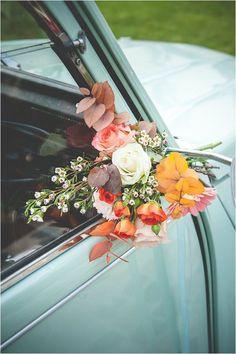 wedding cars decoration 禮車佈製