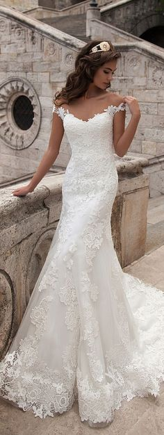 Milla Nova 2016 Bridal Wedding Dresses / www.deerpearlflow… Source by charlotter1054