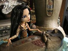 Cleo de Nile by Annette29aag, via Flickr