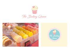 Logo/Premade Logo/Bakery Logo/ Cute Logo/Baking Logo/Typography Logo/Brand Kit//Business Identity Typography Logo, Logo Branding, Brand Identity, Baking Logo, Business Names, Color Change, Bakery, Cute, Blog