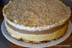 ~ Recepti i Ideje Torte Recepti, Kolaci I Torte, Baking Recipes, Cake Recipes, Dessert Recipes, Desserts, Torte Cake, Croatian Recipes, Tray Bakes