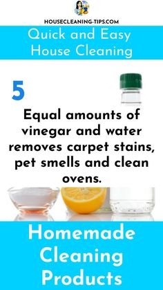 Making my own homemade cleaning products takes me back to those chemistry labs I suffered through in high school. #homemadecleaningproducts Oven Cleaning, Cleaning Hacks, Weekly House Cleaning, Clean Refrigerator, Chemistry Labs, Washing Soda, Vinegar And Water, Homemade Cleaning Products, Stain Remover Carpet
