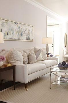 Living Room - Sarah's House HGTV