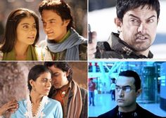 Aamir Khan's Top roles: Fanaa (2006): Aamir Khan took on the role of a baddie in 'Fanna' where he played a terrorist, who falls in love with a blind girl played by Kajol. The film faced the heat of some controversy and was banned in Gujarat, but was a big hit owning to the chemistry Aamir Khan shared with Kajol. 'Fanaa' also earned Aamir a Screen Award nomination for Best Villain.