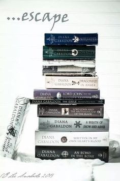 Outlander Series = the best series ever!