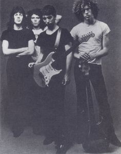 Jonathan Richman and Modern Lovers, 1973