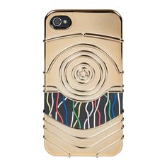C-3PO iPhone 4/4S iphone case