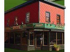 Lewnes Steakhouse ~ Annapolis, MD