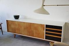 Alfred Altherr for Behr Swiss Sideboard Highboard Side Board, Behr, Credenza, Cabinet, Storage, Furniture, Home Decor, Homes, Clothes Stand