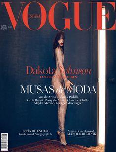 Vogue Spain October 2017