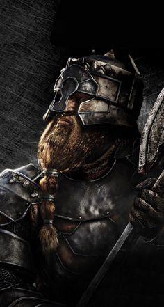 """Gimli """"The Dwarf Warrior"""""""