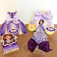 Kit Princesinha Sofia #festaprincesinhasofia #princesinhasofia