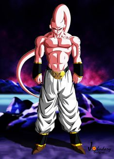 Dragon Ball Z: Buu Definitivo by Johndary aka Zen Buu