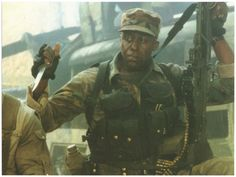 Predator Movie, Predator 1, 80s Movies, Film Movie, Bill Duke, Tough Guy, Black Ops, Soldiers, Films