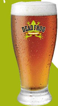 Need to try based on Pinterest recommendation! Dead Frog Micro-Brewery   (Aldergrove, BC): A beer to watch out for! Every product they release is excellent- try it for yourself