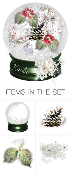 """snow globes holiday"" by art-gives-me-life ❤ liked on Polyvore featuring art, contestentry and letsmakesnowglobes"